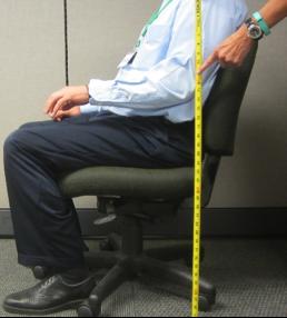 Sitting Down Posture